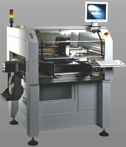 PLM2000 Series Pick & Place Machines
